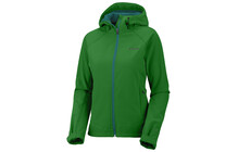 Columbia Phurtec Softshelljas Dames fuse green groen